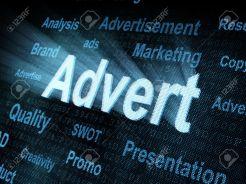 advert-on-digital-screen